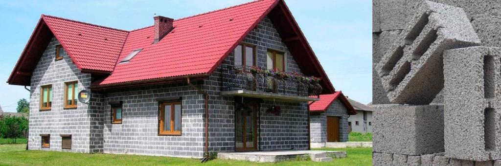 Свой дом из керамзитобетона бетон латное
